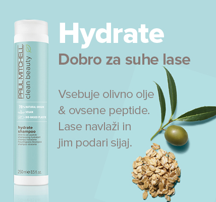Paul Mitchell Clean Beauty Hydrate