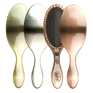 WetBrush Pro Antique Metal Finish